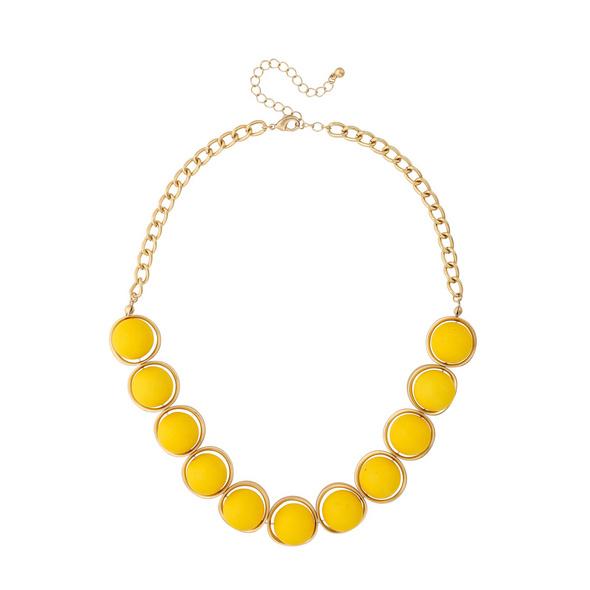 Kette - Fancy Yellow