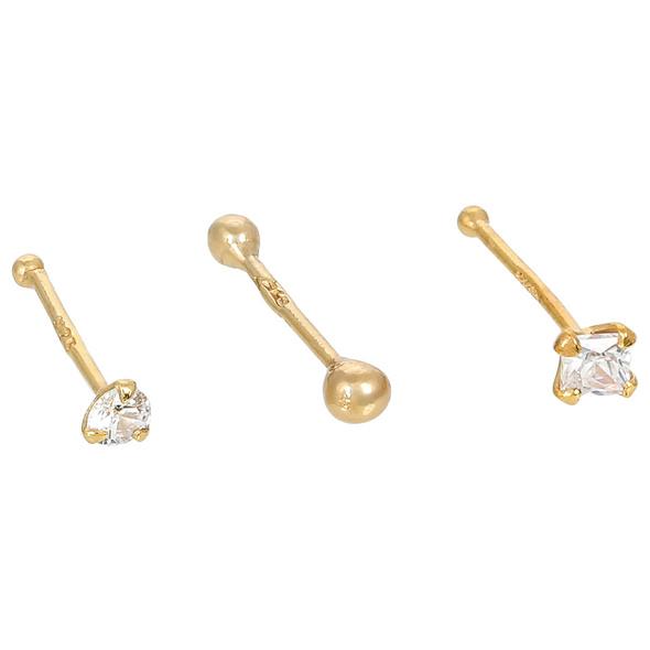 Piercing - Golden Glam