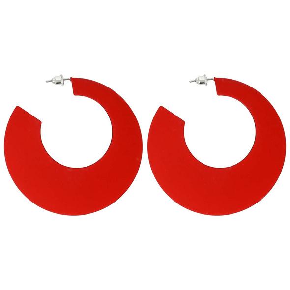 Ohrstecker - Red Diva