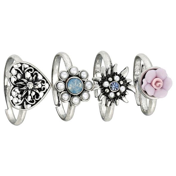 Ring- Set - Lovely Variation