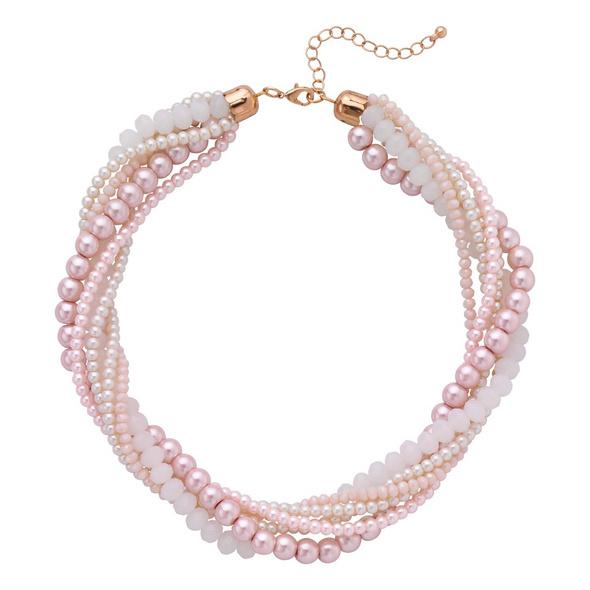 Kette - Vintage Pearl