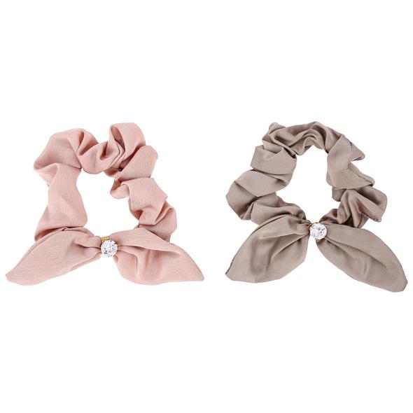Haargummi-Set - Sweet Bow