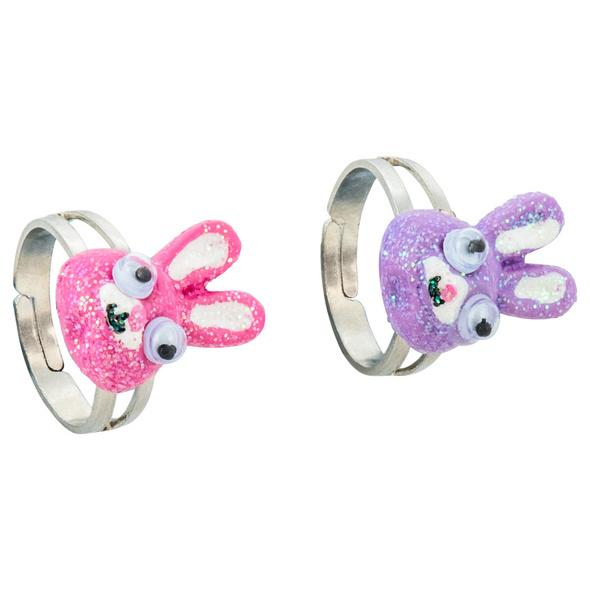 Kinder Set-Ring - Funny Rabbit