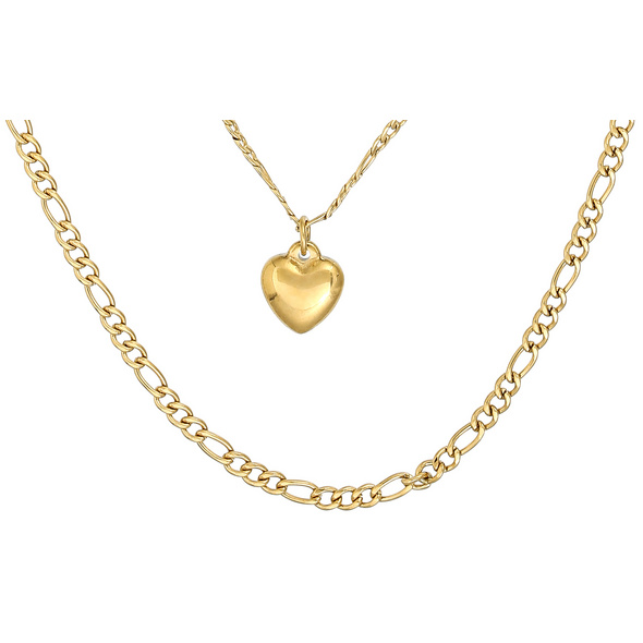 Layering Kette - Lucky Love