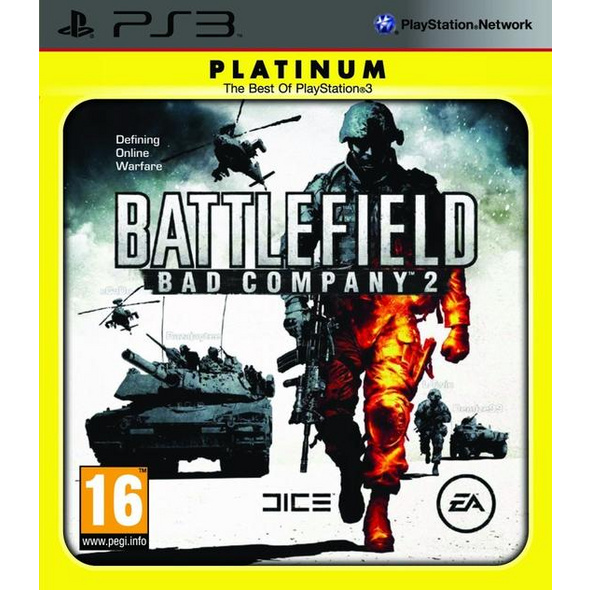 Battlefield Bad Company 2 Platinum