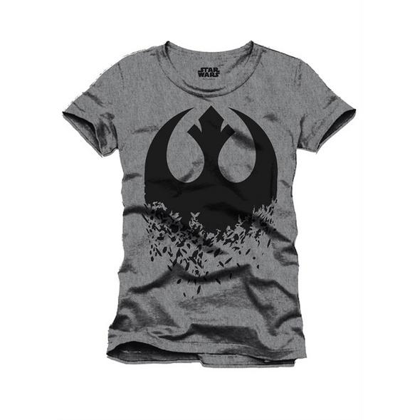Star Wars - T-Shirt Rebel (Größe M)