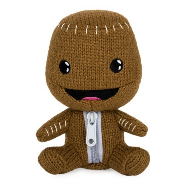 Stubbins Plüsch Figur Little Big Planet - Sackboy