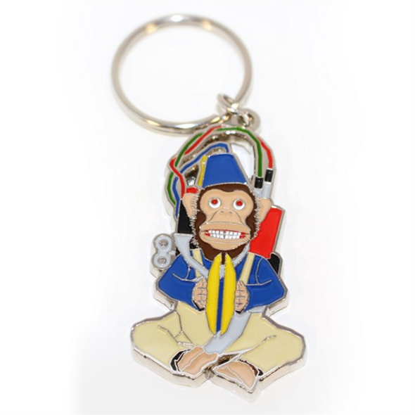 Call of Duty: WWII - Schlüsselanhänger Monkey Bomb