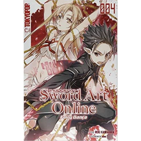 Sword Art Online - Buch Novel 4