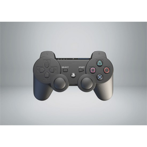 Playstation 4 Stress Ball Controller