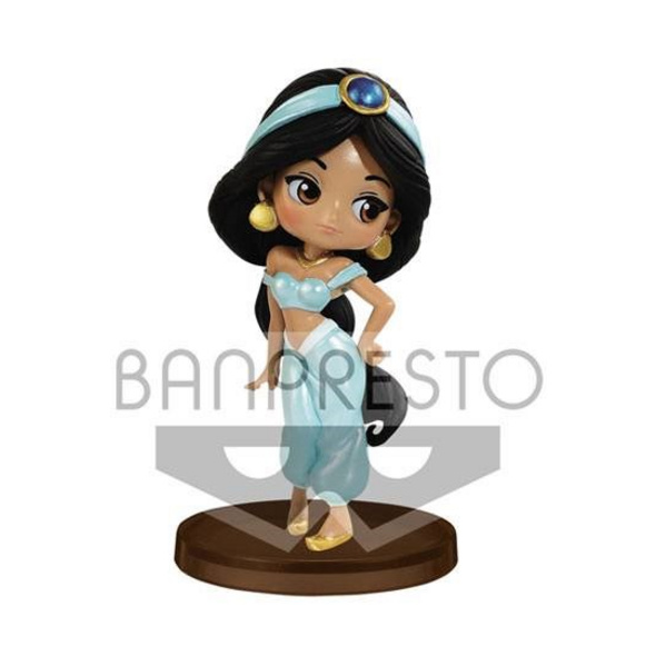 Disney - Figur Q Posket Jasmin Petit