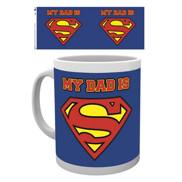 Superman - Tasse Superdad