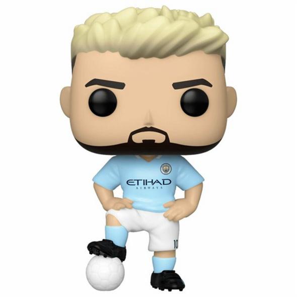 Manchester City - POP!-Vinyl Figur Sergio Aguero
