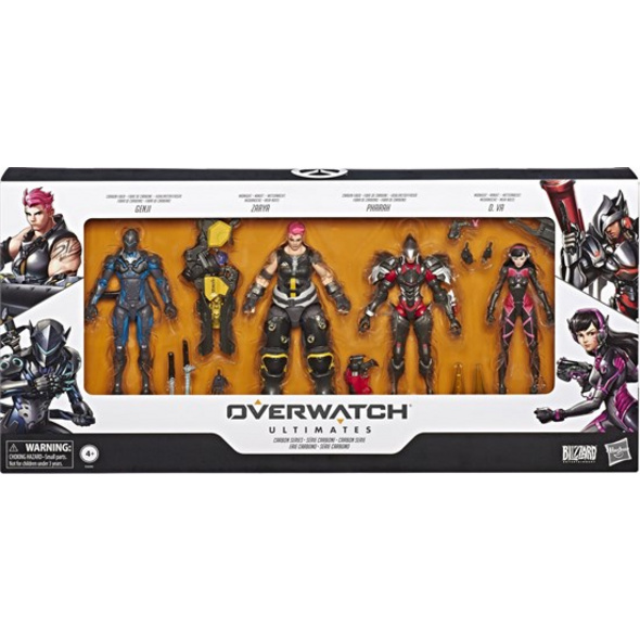 Overwatch - Figuren Set