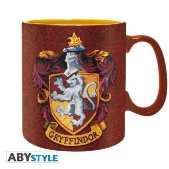 ABYstyle - Harry Potter - Gryffindor 460 ml Tasse