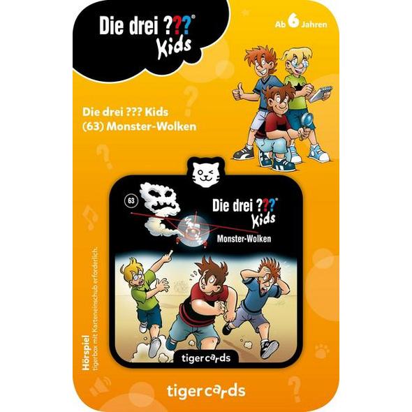 Tigercard - ??? Kids - Monster-Wolken