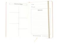 Notizbuch - Travel Journal