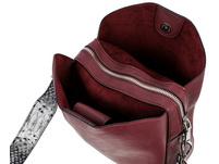 Handtasche - Stylish Bordeaux