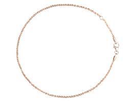 Fußkettchen - 925 Rosé