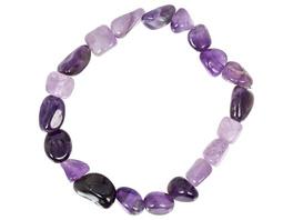 Armband - Purple Amethyst