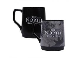 Game of Thrones - Thermo-Effekt Tasse