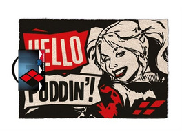 DC Comics - Schmutzmatte Harley Quinn