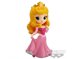 Disney - Figur Q Posket Aurora Pink Dress