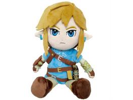 The Legend of Zelda - Plüschfigur Link Breath of the Wild