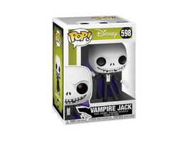 Nightmare Before Christmas - POP!-Vinyl Figur Vampir Jack