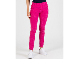 Cord-Hose in Pink