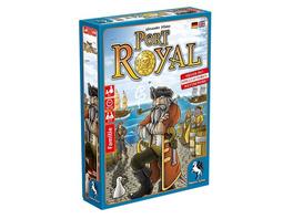 Pegasus - Port Royal, Familienspiel