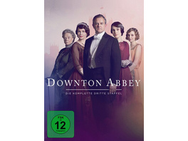 Downton Abbey - Staffel 3  [4 DVDs]